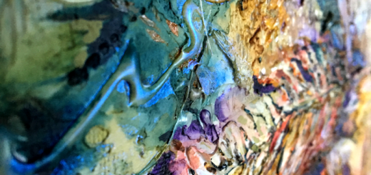 Connection by Metis Artist Lisa Delorme Meiler